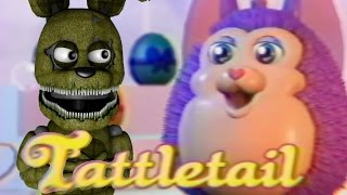 Download PLUSHTRAP PLAYS: Tattletail (Part 1) || TATTLETAIL, THAT'S ME!!! Video