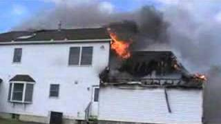 Download West Windsor Princeton Junction NJ House Fire Video