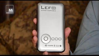 Download Планшет без экрана. Карманный микропроектор на Android. Video