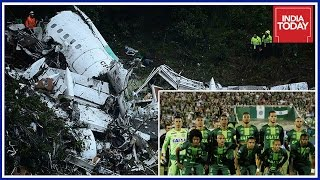 Download Brazil Club Footballers Killed In Plane Crash At Columbia Video
