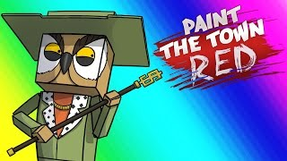Download Paint the Town Red Funny Moments - Disco Pimps! Video