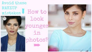 Download HOW TO LOOK YOUNGER IN PHOTOS- MAKEUP FOR PHOTOGRAPHY Video