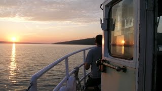 Download Ithaca Boat Tour of Cayuga Lake. Walk in the Park Video