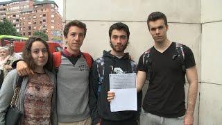 Download Alumnos de Euskadi piden retirar examen de matemáticas Video
