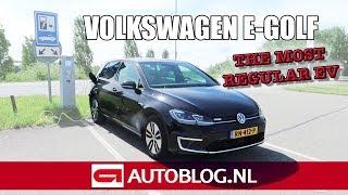 Download Volkswagen e-Golf: van Leusden naar Goes op één lading?! Video