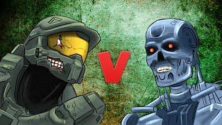 Download HALO vs TERMINATOR ZOMBIES ★ Left 4 Dead 2 Mod Video