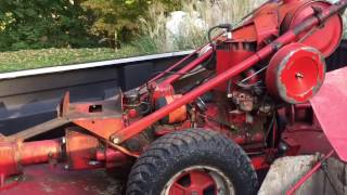 Download My Newest Gravely Score 1971 7.6HP Video