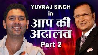 Download Yuvraj Singh in Aap Ki Adalat (Part 2) - India TV Video