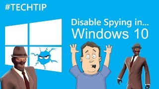 Download Prevent Windows 10 Spying On You, Privacy & Security Matter! Video