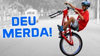 Download DESAFIO DO GRAU DE BIKE SEM A RODA Video