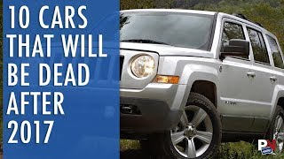 Download 10 Cars That Will Be Discontinued After 2017 Video
