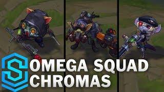 Download Omega Squad Chromas Video