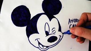 Download Como Desenhar o Mickey Mouse - (How to Draw Mickey) - SLAY DESENHOS #129 Video