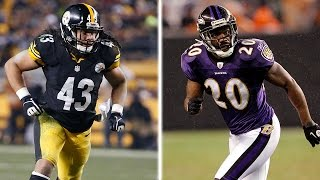 Download Ed Reed and Troy Polamalu Revolutionize the Safety Position | NFL Films Video