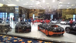 Download $50+ Million Car Collection w/ Indoor Bowling Alley, Swimming Pool, Bar & Offices! Video