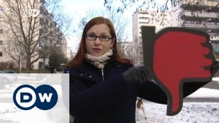 Download What do Berliners think of Donald Trump? | DW News Video