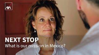 Download AXA Next Stop Mexico Video