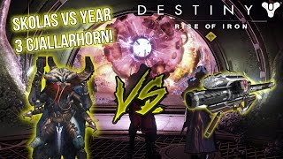 Download Destiny - SKOLAS VS YEAR 3 GJALLARHORN! Video