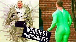 Download 5 WEIRDEST PUNISHMENTS! Video