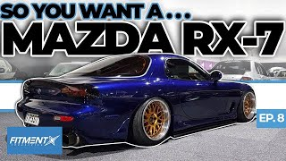 Download So You Want a Mazda RX-7 Video