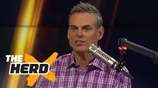 Download RG3 made a mistake choosing the Browns over the Rams and here's why | THE HERD Video
