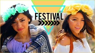 Download Festival (Coachella Inspired) Outfits + Essentials! Video