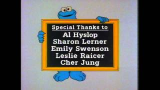 Download Classic Sesame Street - Count It Higher video closing (edited) Video