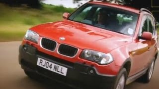 Download BMW X3 car review | Top Gear | BBC Video