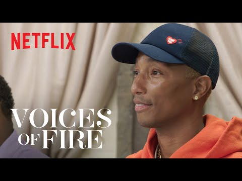 """Pharrell is Blown Away By A Remarkable Rendition of """"At Last"""" 
