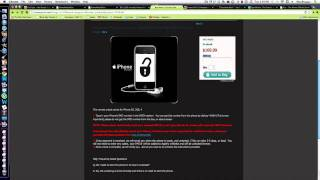 Download Unlock Any iPhone Forever - ALL Basebands & Firmwares Video