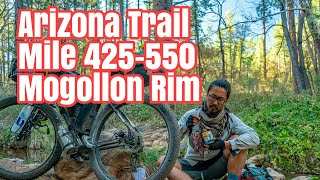 Download Arizona Trail Brutal Climbs through Payson, Pine, & Mogollon Rim. Episode 10 Thru Bikepacking Video