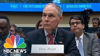 Download Representative Frank Pallone To Scott Pruitt: 'Your Actions Are An Embarrassment' | NBC News Video