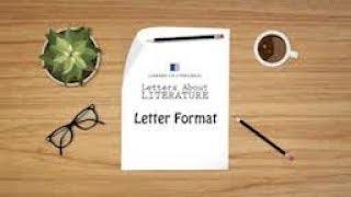 Download Letters About Literature Part 3: Letter Format Video