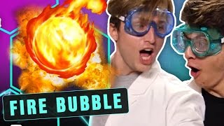 Download CRAZY FIRE BUBBLES (Smosh Lab) Video