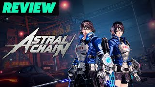 Download Astral Chain Review Video