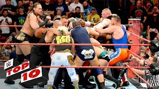 Download Top 10 Raw moments: WWE Top 10, June 12, 2017 Video