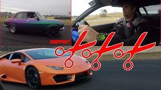 Download Chopping a Lamborghini in our R32 Skyline GT-R - Powerplay Sydney Video