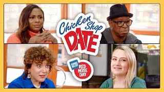 Download Chicken Shop Date Special with Ian Wright, Annie Mac, Samira Mighty and more | Comic Relief Video