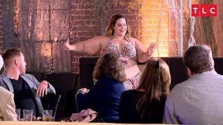 Download Get A Front Row Seat To Whitney's Table-Side Belly Dance Performance Video