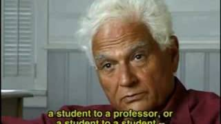 Download Jacques Derrida on American Attitude Video