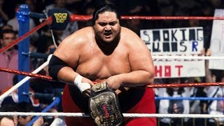 Download 10 Heaviest Wrestlers Ever (And What They Actually Weighed) Video