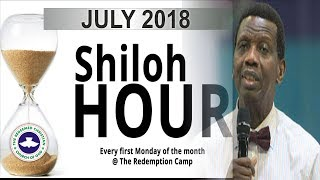 Download Pastor E.A Adeboye Sermon @ RCCG July 2018 SHILOH HOUR Video