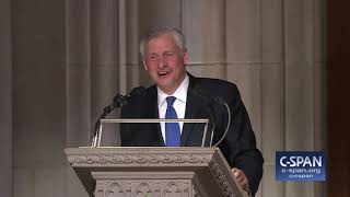 Download Jon Meacham Tribute to President George H.W. Bush (C-SPAN) Video