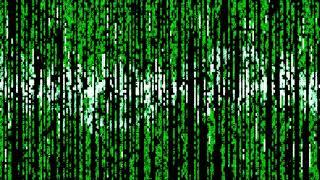 Binary Code 4K Long Loop Screensaver Live Wallpaper Free