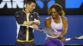 Download Novak Djokovic: Hilarious Moments II Video