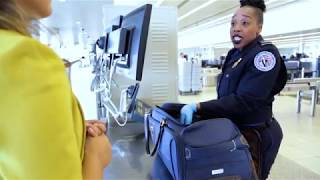 Download AskTSA: Preparing Carry-on Bags for Security Screening Video