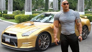 Download The Rock's Car Collections ★ 2017 Video