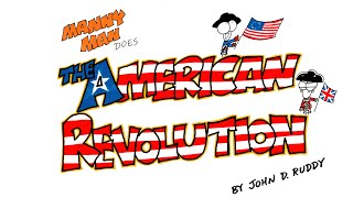 Download American Revolution in 9 Minutes Video