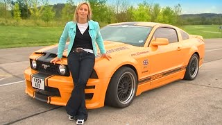 Download Fifth Gear: Web TV Edition 12 - 1000bhp UBB Mustang & Wales Rally GB Video