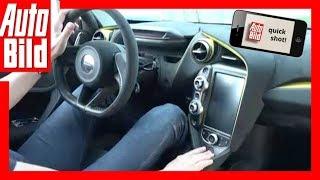 Download Quickshot: McLaren 720S Cockpit (2017) Video